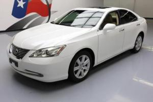 2008 Lexus ES 350 CLIMATE SEATS SUNROOF NAV REAR CAM