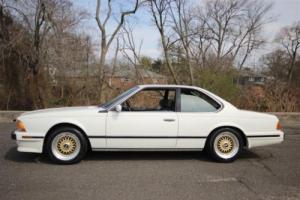 1989 BMW 6-Series CSI