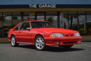 1993 Ford Mustang 3dr Cobra