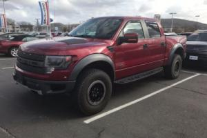 2014 Ford F-150 Raptor CrewCab
