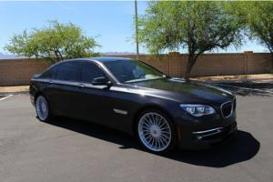 2014 BMW 7-Series Photo