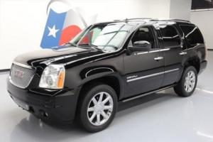 2013 GMC Yukon DENALI CLIMATE SEATS SUNROOF NAV DVD Photo
