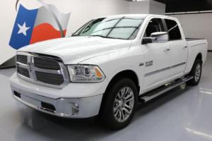 2014 Dodge Ram 1500 LTD CREW HEMI SUNROOF NAV 20'S