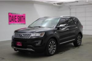 2016 Ford Explorer 4WD 4dr Platinum