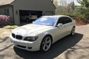 2007 BMW 7-Series Li (Extended Wheelbase)