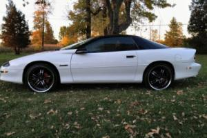 1995 Chevrolet Camaro T-Top, 6-speed manual Z28