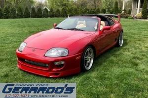 1994 Toyota Supra Base 2dr Hatchback Hatchback 2-Door Manual 5-Speed