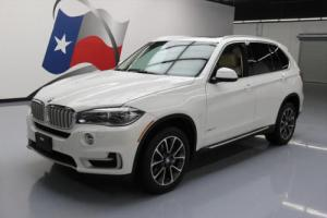 2015 BMW X5 XDRIVE50I AWD PANO ROOF NAV REAR CAM