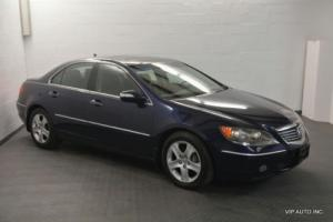 2005 Acura RL 4dr Sedan Automatic