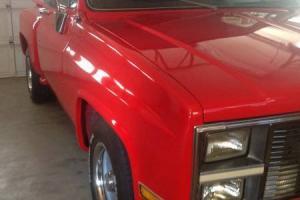 1983 Chevrolet Silverado 1500