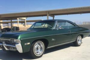 1968 Chevrolet Impala Photo