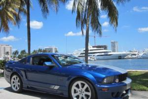 2006 Ford Mustang Authentic Supercharged Saleen Mustang S281 06-172