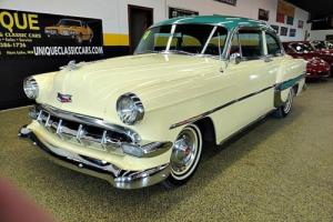 1954 Chevrolet Bel Air/150/210 2dr