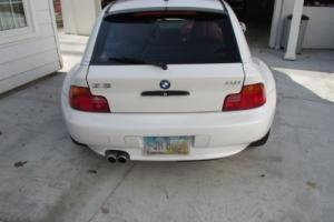 1999 BMW Z3 Coupe