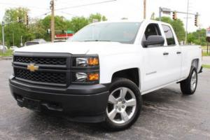 2014 Chevrolet Silverado 1500 Work Truck Photo