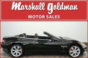 2013 Maserati Gran Turismo Convertible