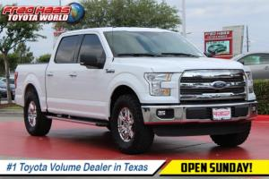 2015 Ford F-150 2WD SuperCrew 145 XLT
