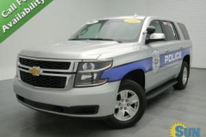 2016 Chevrolet Tahoe Police Pursuit Vehicle