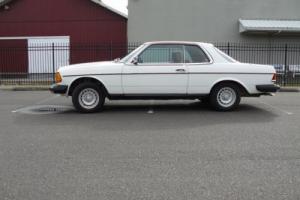 1978 Mercedes-Benz 200-Series