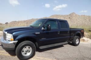 2003 Ford F-250 LARIAT FX4 PACKAGE
