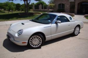 2005 Ford Thunderbird