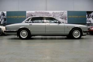 1993 Jaguar XJ40 4L Sovereign