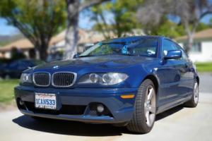 2004 BMW 3-Series 325 CI