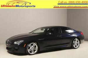 2014 BMW 6-Series 2014 640i GRAN COUPE M SPORT NAV HUD PANO LEATHER