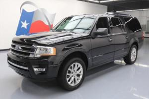 2015 Ford Expedition EL LTD ECOBOOST SUNROOF NAV