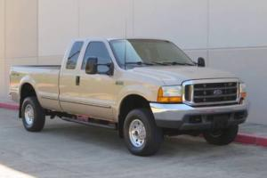 1999 Ford F-250 1999 F250 5-SPEED MANUAL 83K 4X4 XLT ExCab CLEAN!