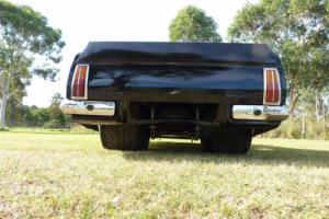 Holden HK Ute Project Car