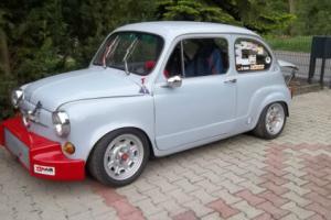 Fiat Abarth 850 tc Photo
