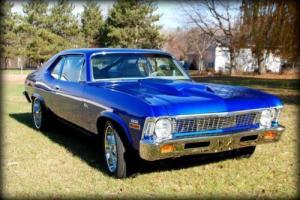 1969 Chevrolet Nova Custom