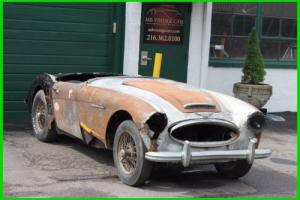 1960 Austin Healey 3000 Photo