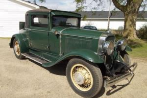 1931 Buick 60 Series....Country Club Coupe...