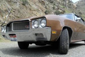 1970 Buick Skylark Gran Sport