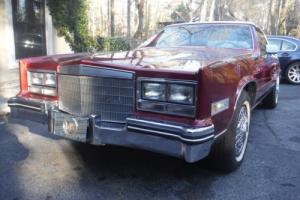 1985 Cadillac Eldorado Photo