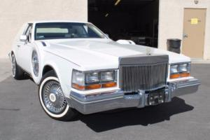 1981 Cadillac Seville Photo