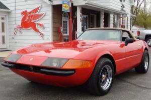 1973 Replica/Kit Makes Ferrari Daytona