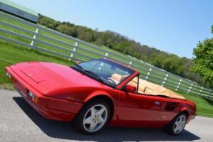 1985 Ferrari Mondial Photo