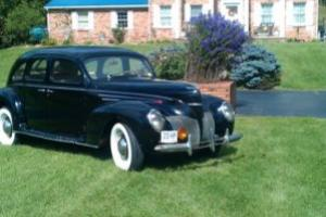 1939 Lincoln MKZ/Zephyr Full size 4 door Photo