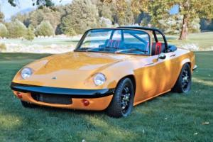 1969 Lotus Elan Roadster fully restored with 26R upgrades