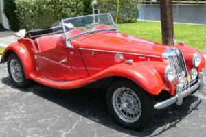 1955 MG T-Series 1500 Photo