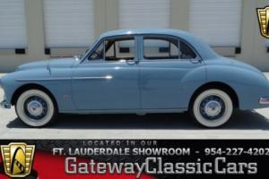 1959 MG Magnette -- Photo