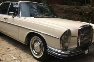 1968 Mercedes-Benz 300-Series 300SEL