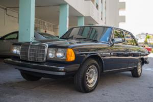 1985 Mercedes-Benz 300-Series 300D Photo