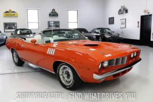 1971 Plymouth Other 'Cuda Photo