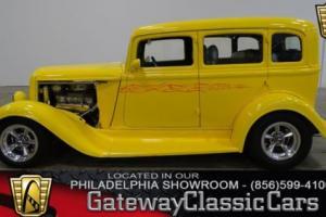 1933 Plymouth Sedan --