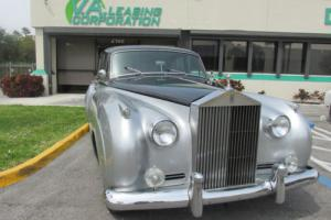 1962 Rolls-Royce Silver Cloud