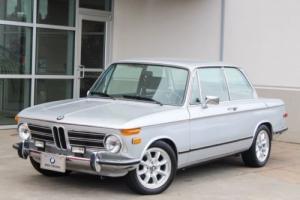1972 BMW 2002 --